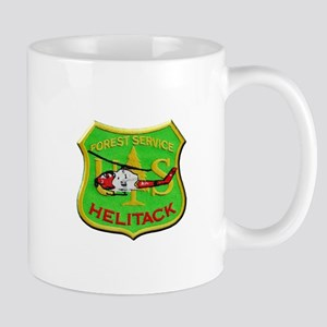 Forest Service Helitack Mugs