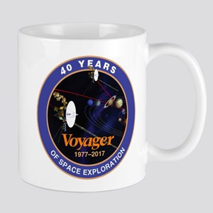 Voyager At 40! Mug Mugs