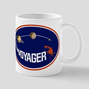 Voyager Program Logo Mug