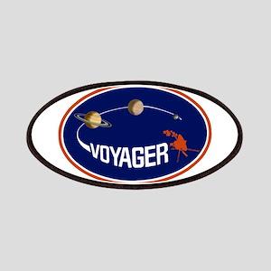 Voyager Program Logo Patch