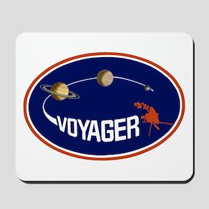 Voyager Program Logo Mousepad