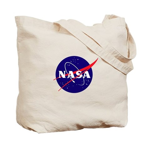 837d3b04bb20 Voyager Program Logo Tote Bag. Front. Front Design. Back