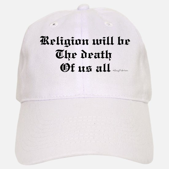 Religion Baseball Baseball Cap