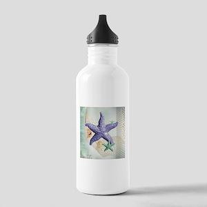 Beach Treasure of The Sea Water Bottle