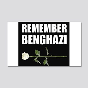 Remember Benghazi Wall Decal