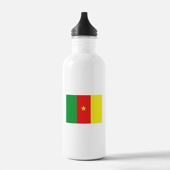 Unique Cameroon Water Bottle
