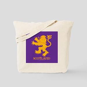 Lion GP Scotland Tote Bag