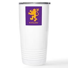 Lion GP Scotland Stainless Steel Travel Mug