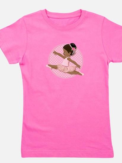 Leaping Ballerina Girl's Tee