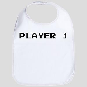 PLAYER 1 Bib