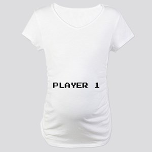 PLAYER 1 Maternity T-Shirt