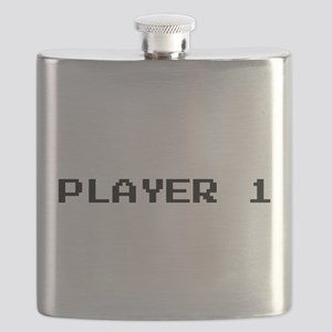 PLAYER 1 Flask