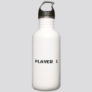 PLAYER 1 Sports Water Bottle