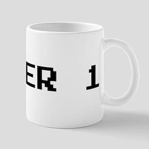 PLAYER 1 Mugs