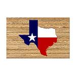 Get-Texas Mini Poster Print