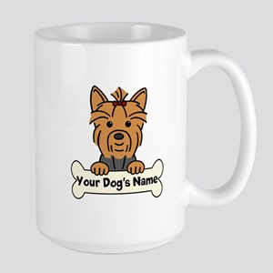 Personalized Yorkie Mugs