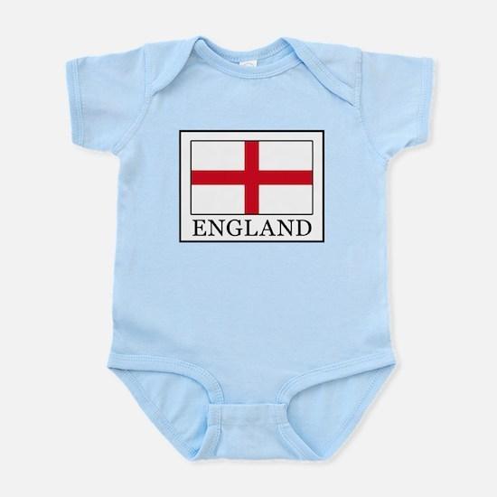 England Body Suit
