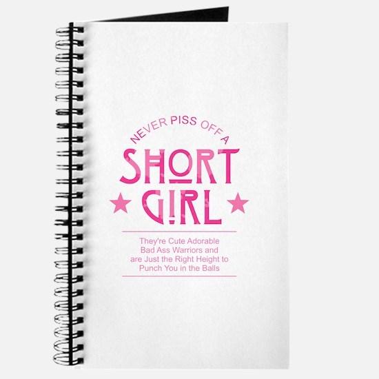 Short Girl Journal