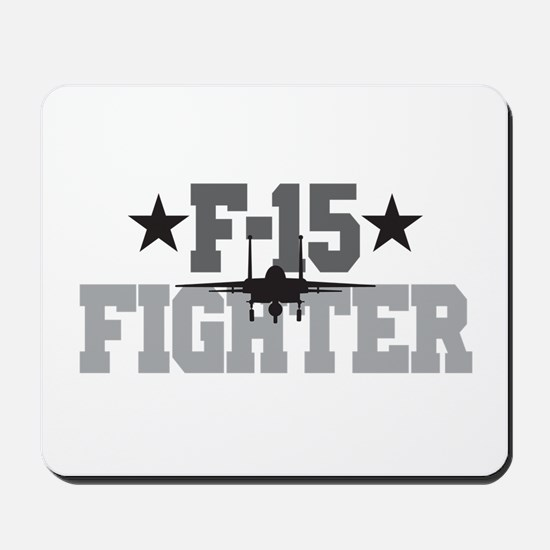F-15 Fighter Mousepad