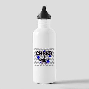 Cheerleader Flyer Stainless Water Bottle 1.0L