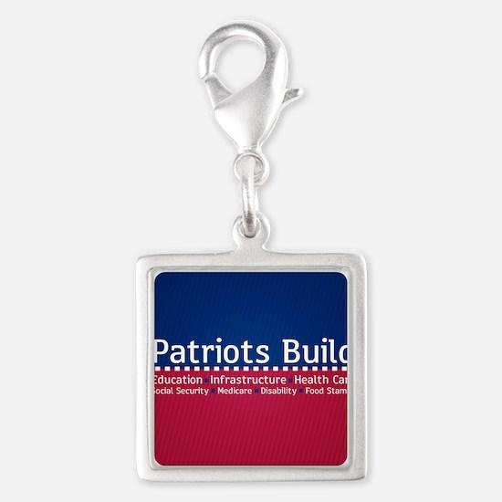 Patriots Build Charms