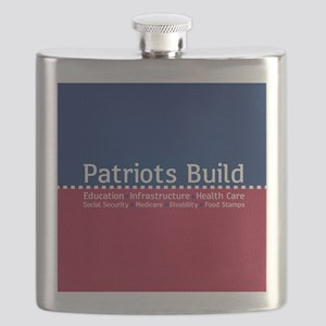 Patriots Build Flask