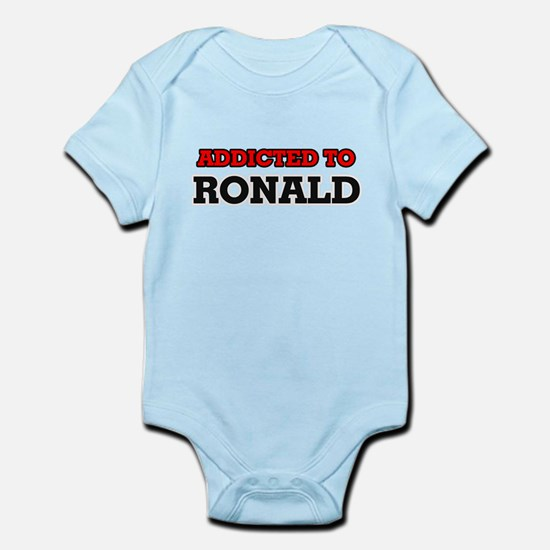 Addicted to Ronald Body Suit