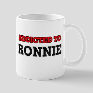 Addicted to Ronnie Mugs