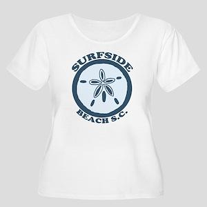UnDtitledt Plus Size T-Shirt