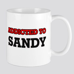 Addicted to Sandy Mugs