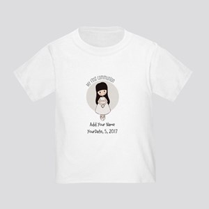 My First Communion Toddler T-Shirt