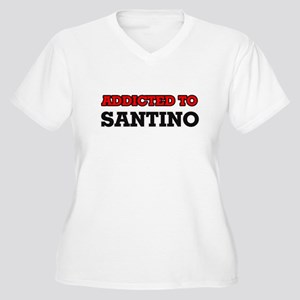 Addicted to Santino Plus Size T-Shirt