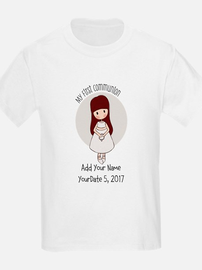 Cute First holy communion T-Shirt