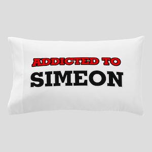 Addicted to Simeon Pillow Case
