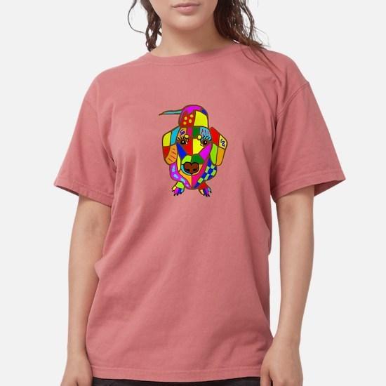 Pretty Colored Doxie T-Shirt