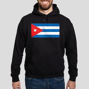 Cuban Flag Hoodie (dark)