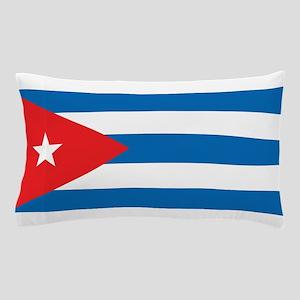 Cuban Flag Pillow Case
