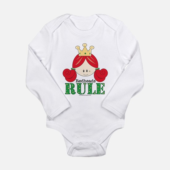 Redheads Rule Redhead Infant Bodysuit Body Suit