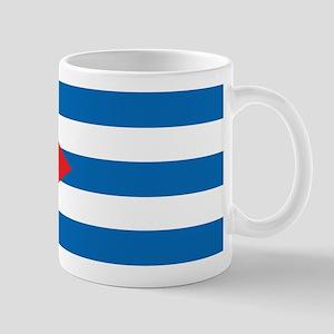 Cuban Flag Mugs