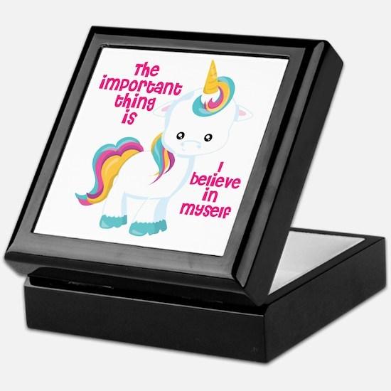 Funny Horse girls Keepsake Box
