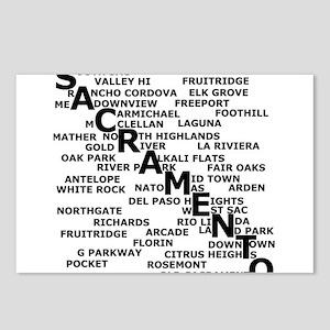Sacramento Postcards (Package of 8)