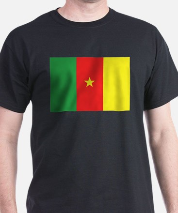 Flag of Cameroon T-Shirt