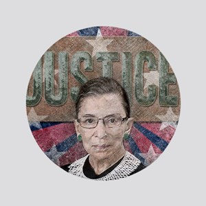 Justice Ginsburg Button