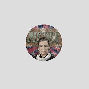 Justice Ginsburg Mini Button