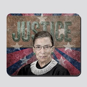 Justice Ginsburg Mousepad
