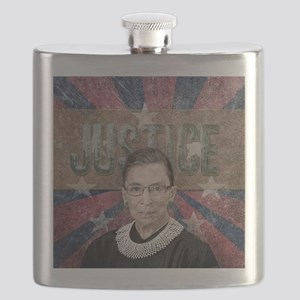 Justice Ginsburg Flask