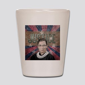 Justice Ginsburg Shot Glass
