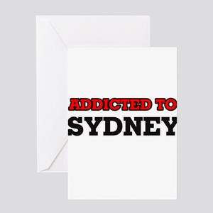 Addicted to Sydney Greeting Cards