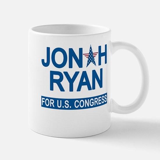 JONAH RYAN for US CONGRESS Mug