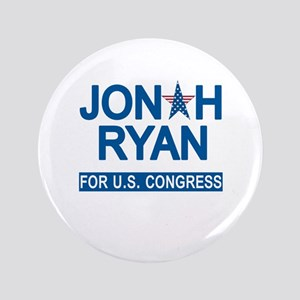 JONAH RYAN for US CONGRESS Button